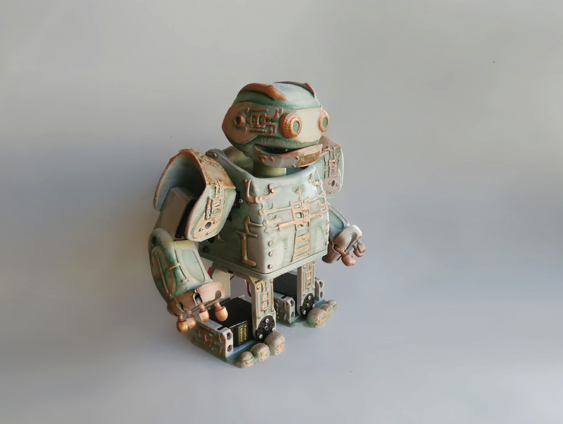 Kobuki Robot by Shira Thingiverse