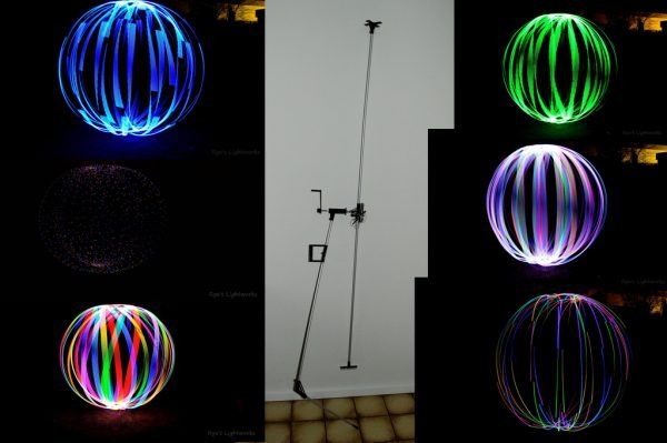 LightPainting Modular Orb Tool