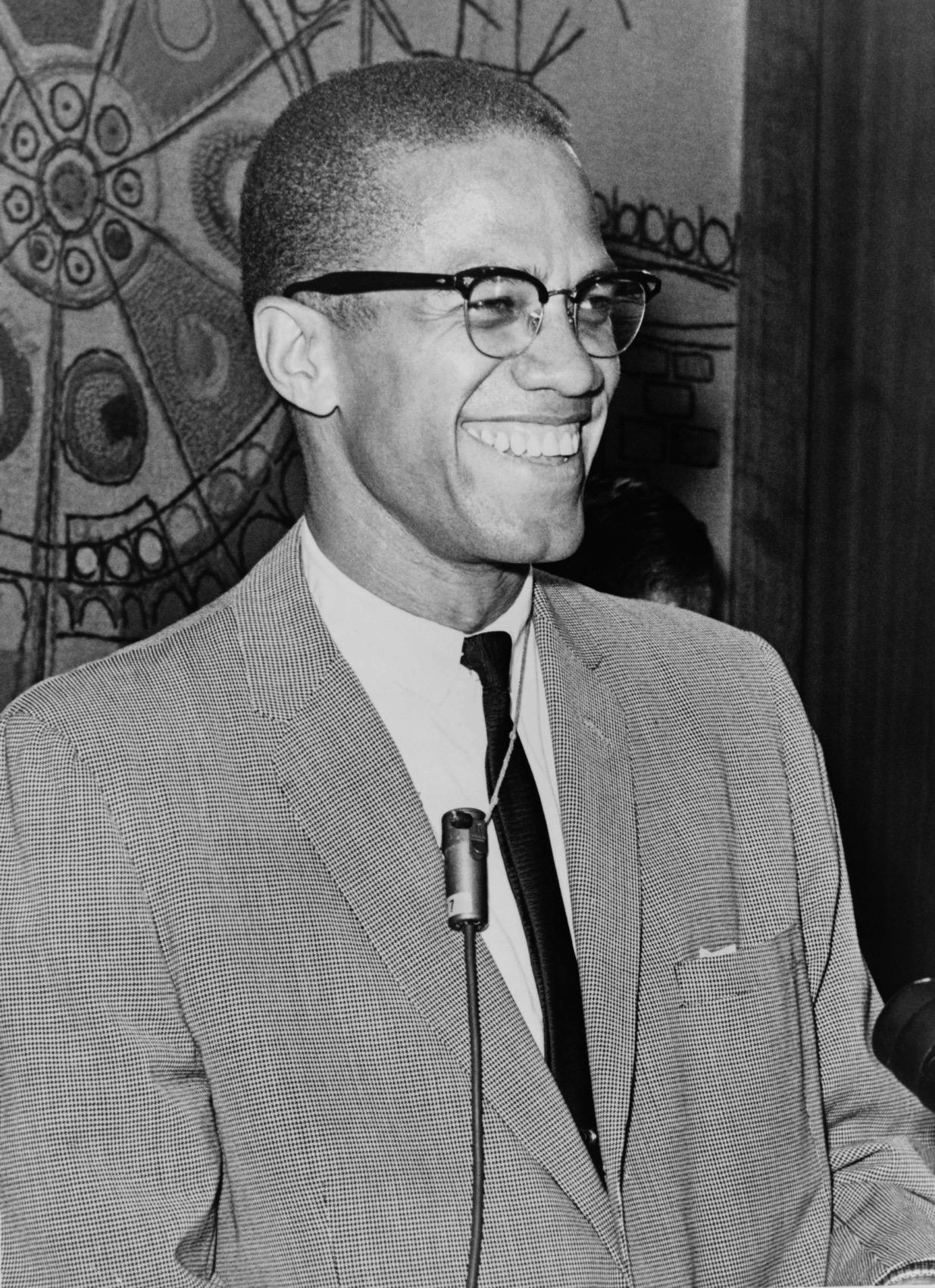 Malcolm X NYWTS 2a