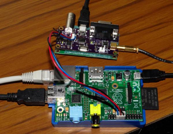 RaspberryPi-NTP-server