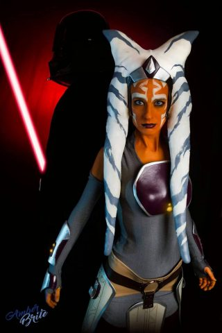 Ahsoka Star Wars Rebels Cosplay