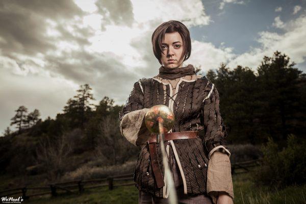 arya stark cosplay 2