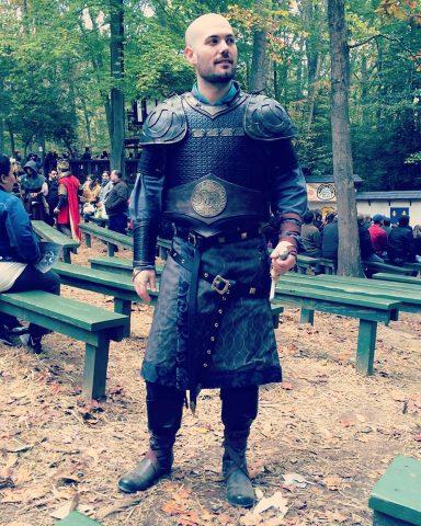 game of thrones jorah cosplay 1