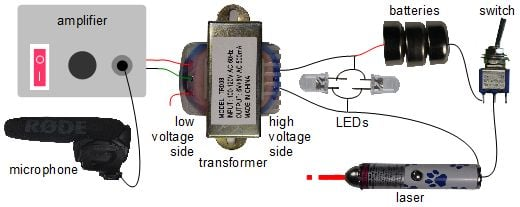 laser_communicator_circuit_diagram