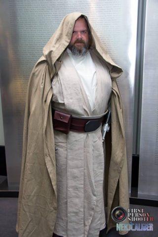 luke skywalker cosplay