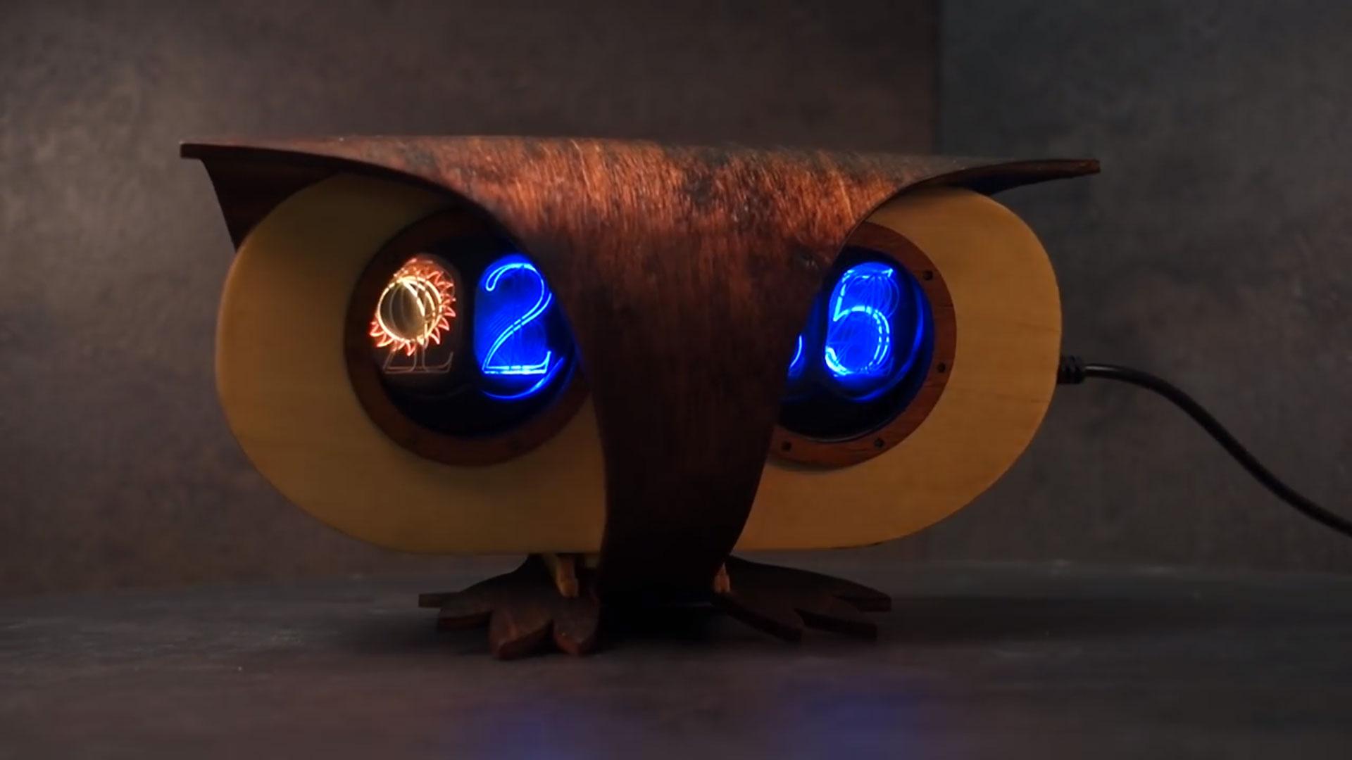 owl-clock