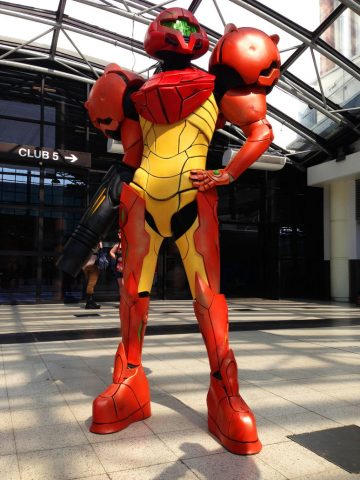samus aran cosplay 2