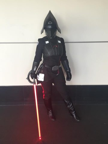seventh sister cosplay