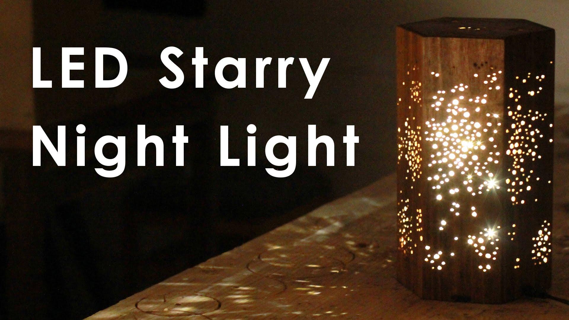 Starry Led Night Light  U00ab Adafruit Industries  U2013 Makers