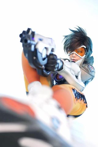 tracer cosplay 1