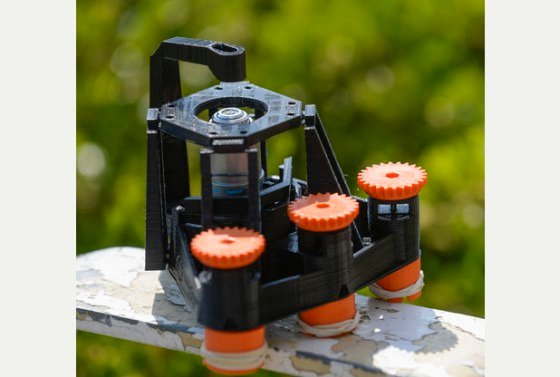 12/05/16 Waterscope feature 12/05/16 Waterscope is a new company developing a cheap, lightweight system to test water quality in the developing world. Picture: Keith Heppell