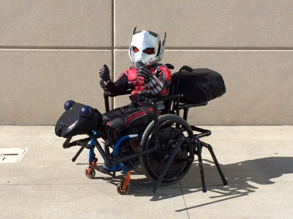 Ant-Man cosplay