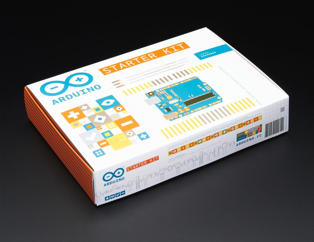 Arduino Starter Kit Box iso ORIG