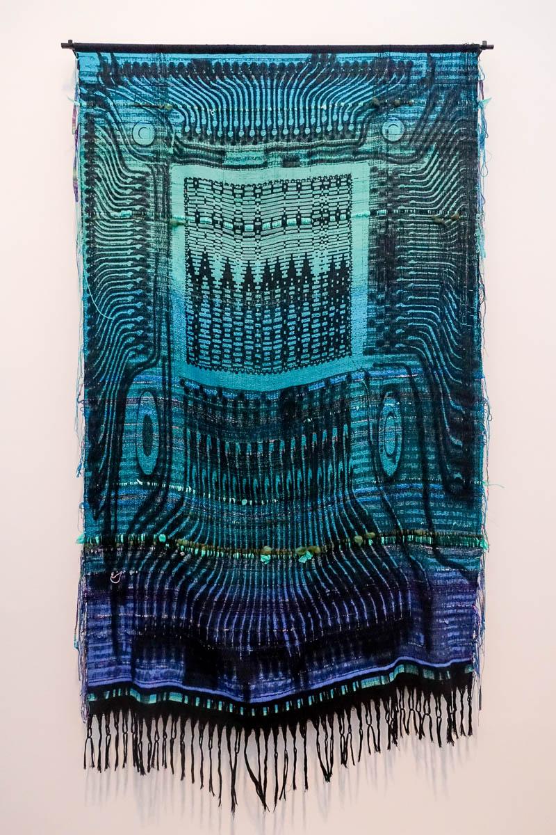Phantasmic Data Dawn by Robin Kang