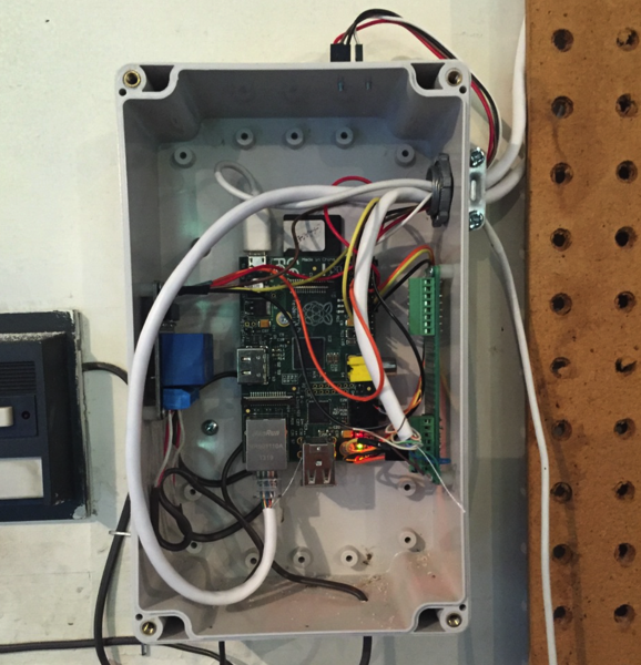 Garage Door Monitor Hackster io