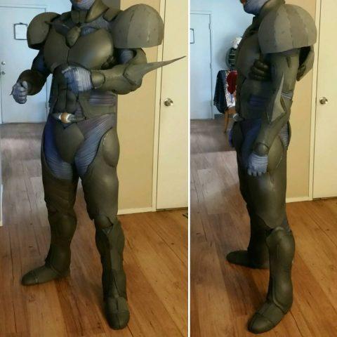 Guyver cosplay 3