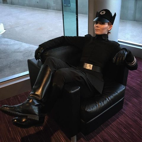 Hux cosplay 2