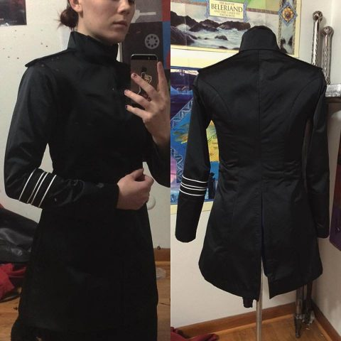 Hux cosplay 3