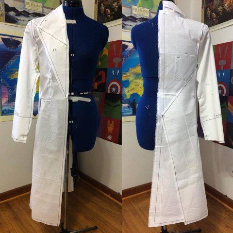Hux cosplay 4