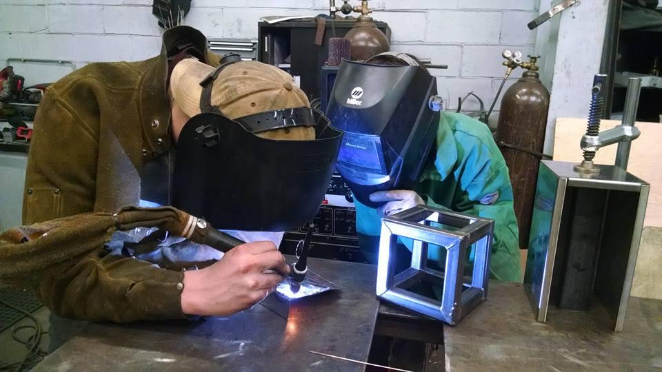 TIG+welding