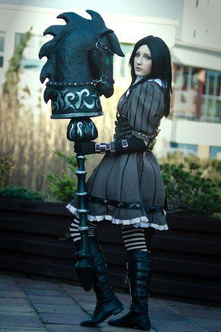 alice liddell cosplay 1