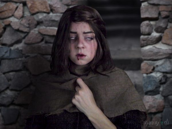 blind arya cosplay 1