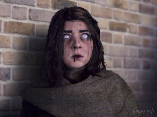 blind arya cosplay 2