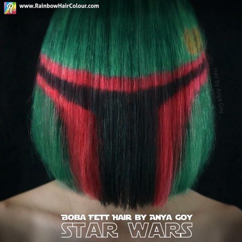 boba fett hair