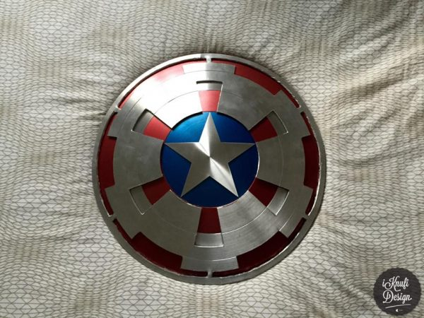 captain america star wars shield 1