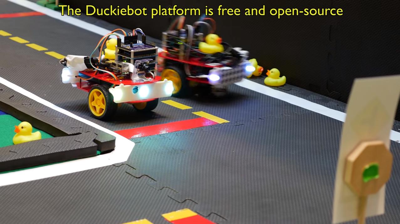 duckiebots