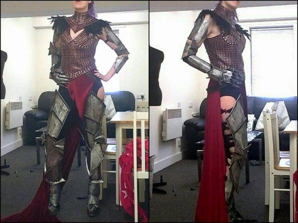 flemeth costume 1