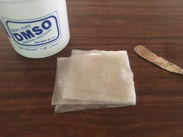 DMSO Spread