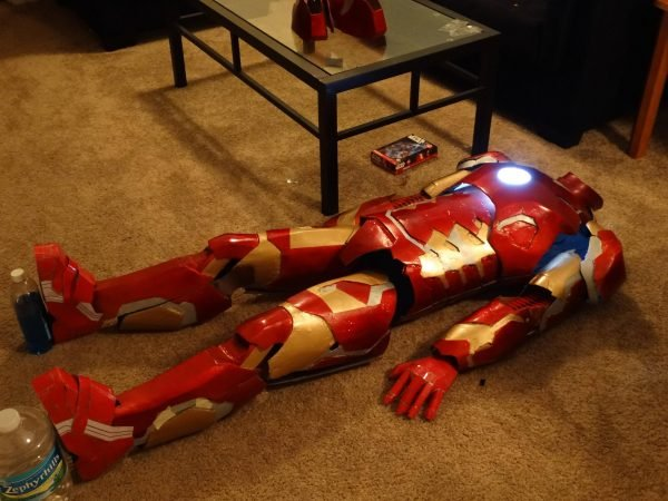 iron man suit 1