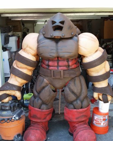 juggernaut cosplay 1