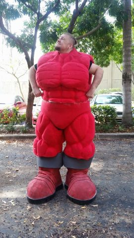 juggernaut cosplay 2