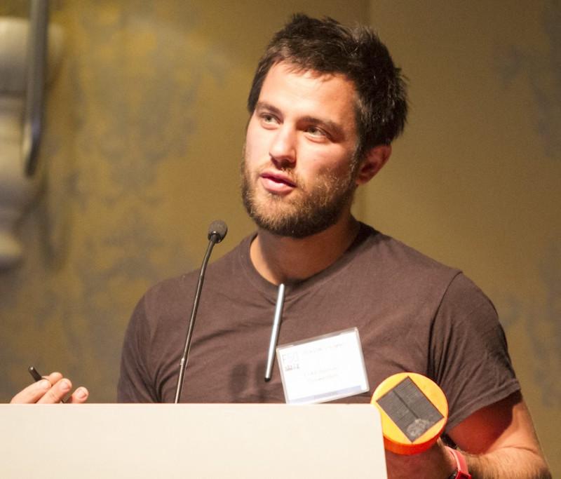 Luke Iseman Talk