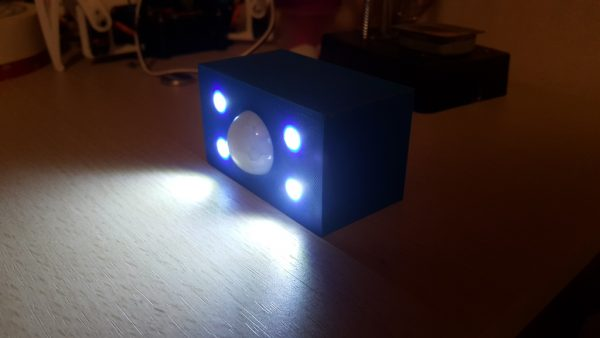 mini motion light
