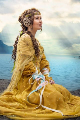 padme cosplay 2