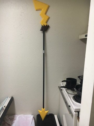 pikachu cosplay 2