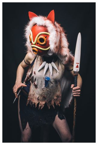 princess mononoke cosplay 1
