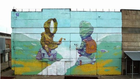 Rustam qbic murals paintings upper playground 005