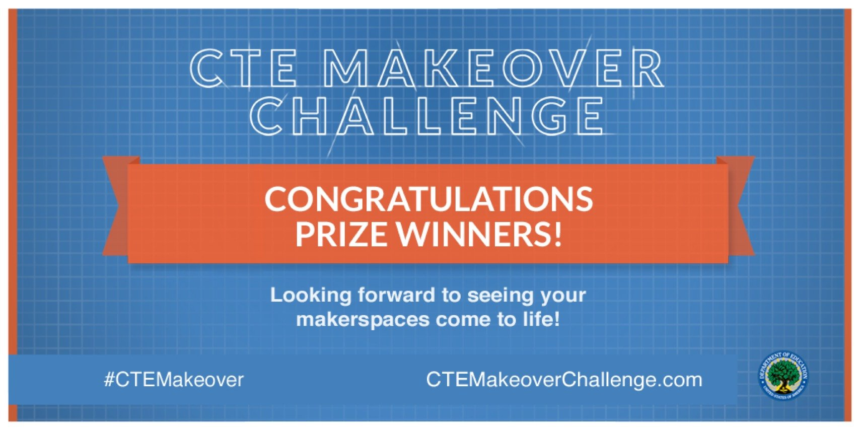 Cte Makeover Prize Winner Announcement Twitter 2