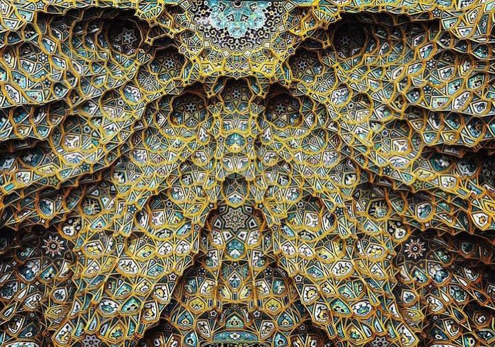 MosqueCeiling1