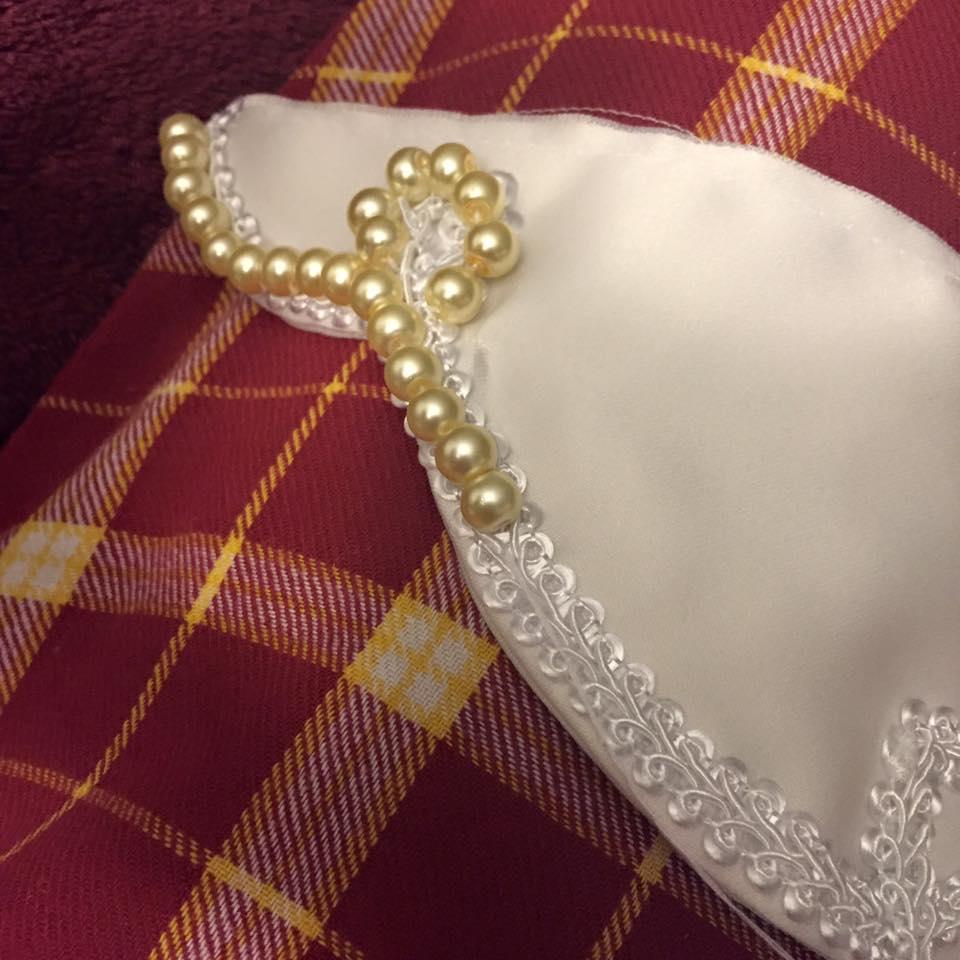 Rococo Belle costume 4