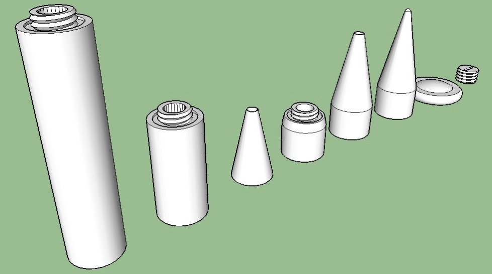 Sketchup 25mm kit
