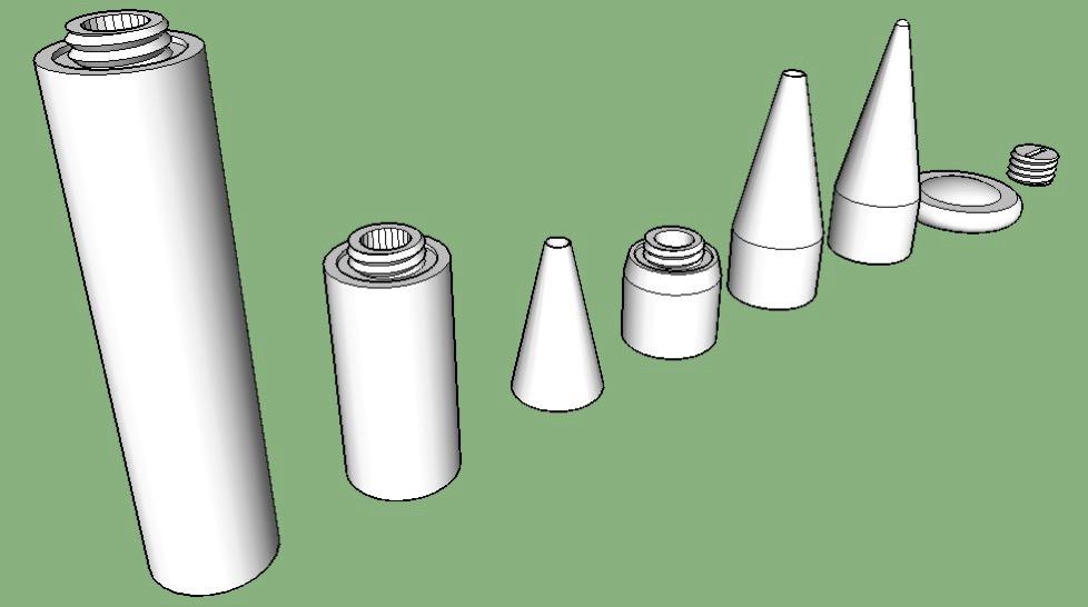 Sketchup 25mm kit