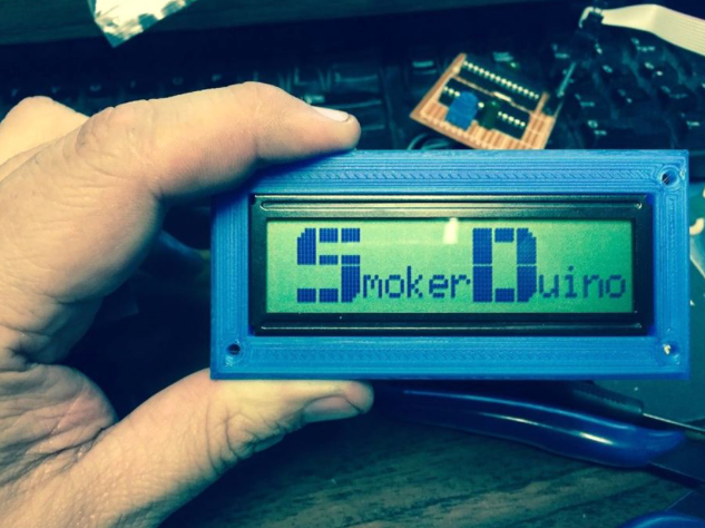 Smokerduino Hackster io