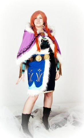 Viking anna cosplay 1