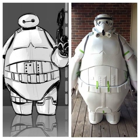 baymax trooper 2