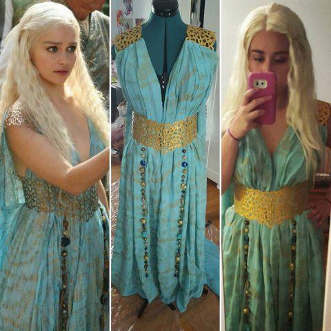 daenerys targaryen cosplay 1